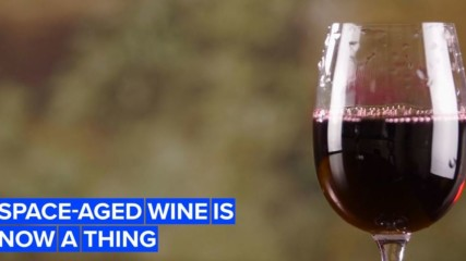 This startup is aging wine on the International Space Station