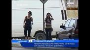 Полицаи пребиват проститутки в Пловдив