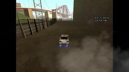 Drift Gta samp