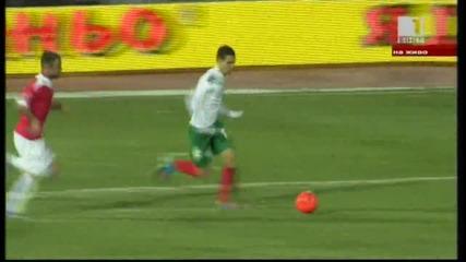 България Малта 6:0 Головете