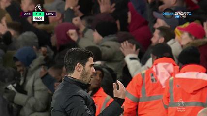 Остана време и за класика на Арсенал