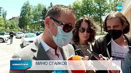 Миню Стайков: Не познавам и не съм се срещал с Илчовски