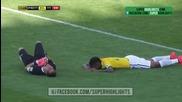 1/8 финал: Бразилия – Чили // F I F A World Cup 2014 // Brazil – Chile // Highlights