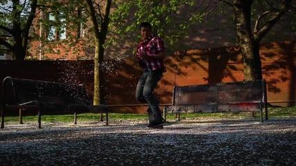 Kilian Martin - Невероятни умения със скейтборд [ Hd ]