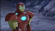 Мега дивият анимационен филм Върховни Отмъстители 2 (2006)