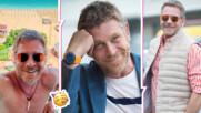 Звезден рожденик: обичан актьор и горд баща - Юлиан Вергов на 50!