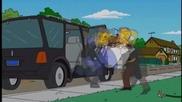 Семейство Симпсън сезон 23 реклама