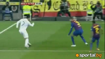Барселона - Реал Мадрид 2012г.