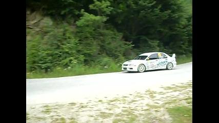 Rally Bulgaria 2010 - Peter Gyoshev / Dimitar Spasov