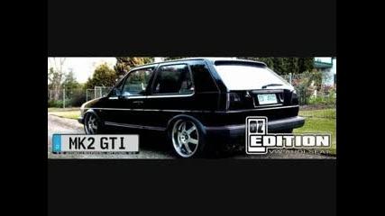 black mk2 gti love affair