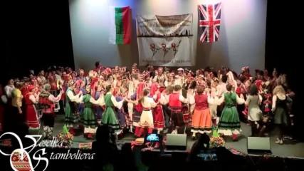 На сърце ми лежи - 5-ти фестивал на Българския фолклор и традиции в Лондон