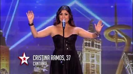 Тази мацка ще ви взема акъла - Cristina Ramos 12.03.2016 Канарски острови