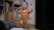 Gangnam Style Dancing Baby -