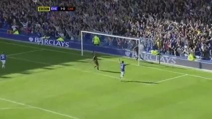Този гол ще ви изуми - Бекфорд се изгаври с целия отбор на Челси