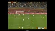 World Cup 10 - Ghana 1 - 1 Australia