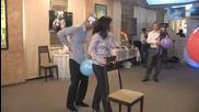 Спукай Балона - Забавна Сватбена Игра