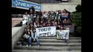 Tokio Hotel Фен Среща (сф. 05.04.2008)
