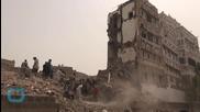Witnesses In Yemeni Capital Say Saudi Air Strike Hit Old City