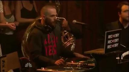 Eminem x The Roots - Won't Back Down { Saturday Night Live }