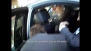 Рокфелер конфонтиран на чилийското летище