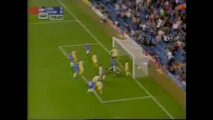 Chelsea Vs. Levski(sofia) 2 - 0