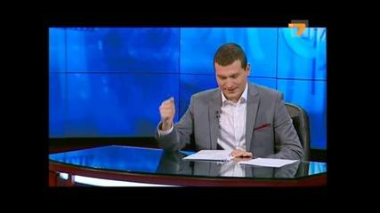 Ректорът В.адамов-посмешище В Tv7
