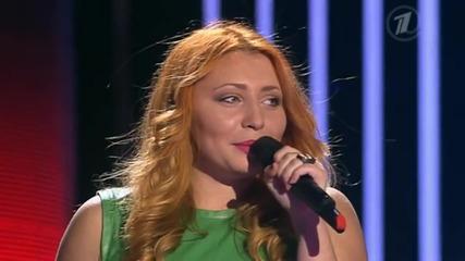 Anastasiya Spiridonova Simply the best Golos Pervyj kanal 720 Анастасия Спиридонова