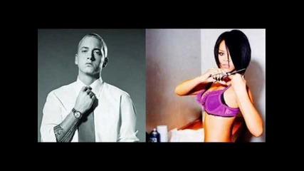*превод* Eminem ft. Rihanna - Love the way you lie