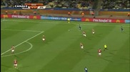 Japan vs Denmark 3:1