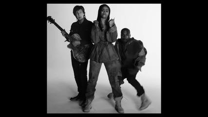 Rihanna And Kanye West And Paul Mccartney - Four Five Seconds