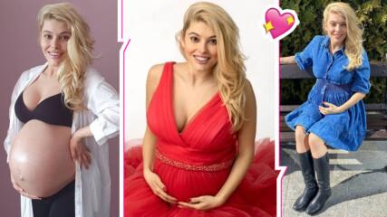Истина от първо лице: Кой е мъжът до Ева Веселинова и как му е казала за бременността?
