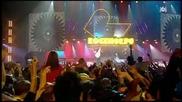 Akon feat. David Guetta - sexy bitch (live)