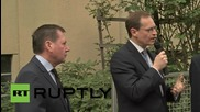 Germany: Battle of Berlin's Soviet victors honoured by mayor, Russian ambassador