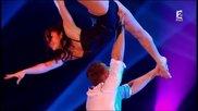 Красив танц - Lara Fabian and Duo Flame - Je Taime