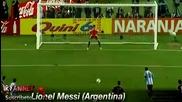 Аржентина - Венецуела 3:0 / Меси и Игуаин разбиха Венецуела (22.03.2013)