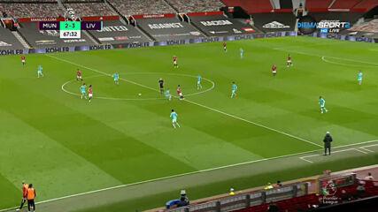 Юнайтед връща един гол