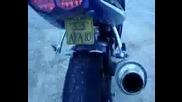 YAMAHA R6 2004 IXIL Exhaust