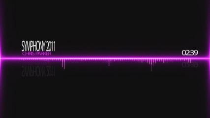 Невероятно ! Цигулката си казва думата ! Chris Parker - Symphony 2011