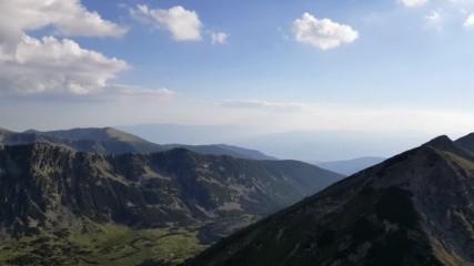 Гледка от Валявишки чукари, Пирин, Тевно езеро / Lovely Pirin mountain view