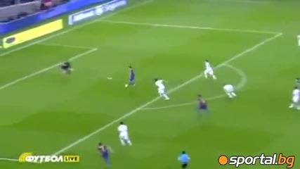 Барселона - Майорка 5:0 29.10.2011