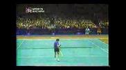 Тенис Класика : Макенроу Чупи Ракетата Си