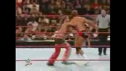 Raw - Shawn Michaels Vs Lance Cade