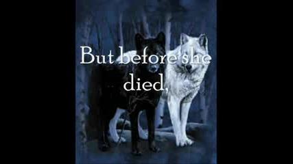 Черния Вълк и Белия Вълк