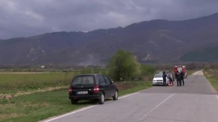 Още гасят пожара от взривовете в Иганово (2 Част)