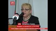 /18.05.2014/ Кандидатът за евродепутат Магдалена Ташева посети Харманли, Хасковска област