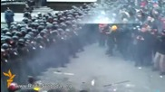 Как преминават протестите в Украйна