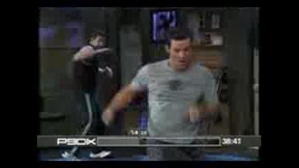 Фитнес програма P90x- Кенпо