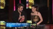Mtv Movie Awards 2010: Best Kiss