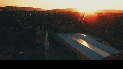 Заснемане с дрон - Сахат Джамия Търговище