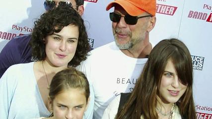 Tears Flow as Rumer WIllis Recalls Childhood Bullying on 'DWTS'